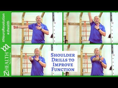Shoulder Drills. Quickly Improve Shoulder Function