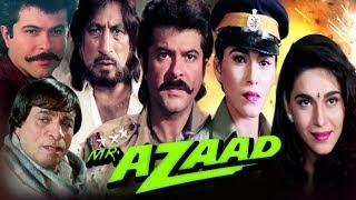 Mr Azaad Full Movie HD हिंदी एक्शन फिल्म अनिल कप
