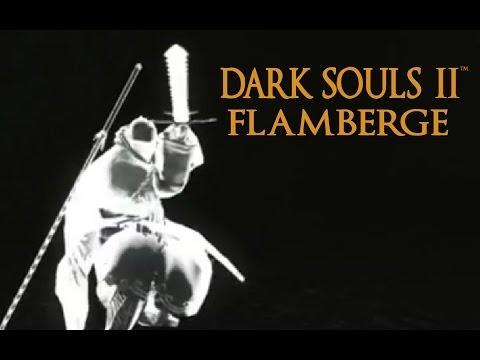 Dark Souls 2 Flamberge Tutorial (dual wielding w/ power stance)
