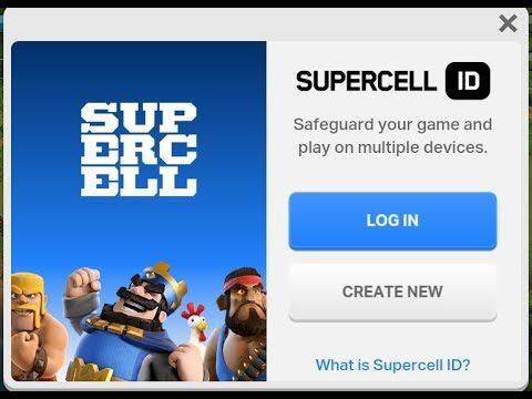 New Future: Supercell ID | How To Connect To Play More Accounts On Multi Devices Clash of Clans?
