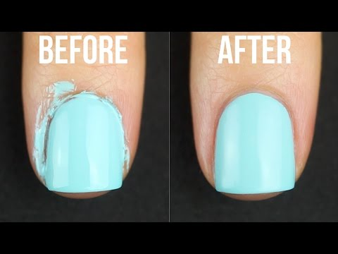 How to Clean Up Your Manicure - Nail Polish 101    KELLI MARISSA
