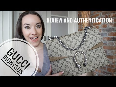 Gucci Dionysus Review & Authentication