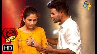 PrabhuDeva and Mayuri  Performance | Dhee Jodi | 26th June 2019   | ETV Telugu