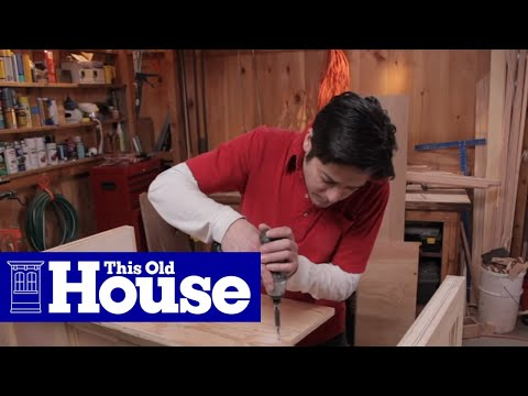 How to Build a Bar - This Old House