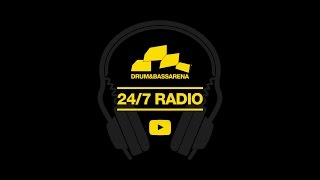Drum&BassArena 24/7 Radio 🎧 Heavy-Hitters & Neurofunk D&B mix