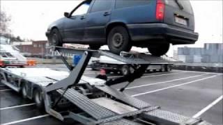 Rolfo Venus Power loading test 2011