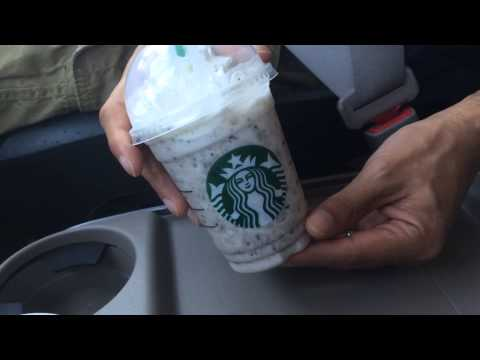 Starbuck's Banana Chocolate Chip Frappuccino Review