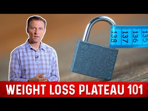 Weight Loss Plateau 101 for a Slow Metabolism