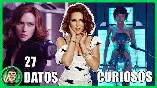27 Curiosidades Que NO SABIAS Sobre Scarlett Johansson (Avengers Marvel Black Widow) | ZomByte