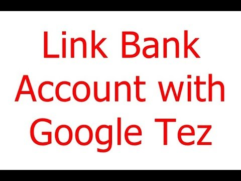 How to Add Bank Account with Google Tez App