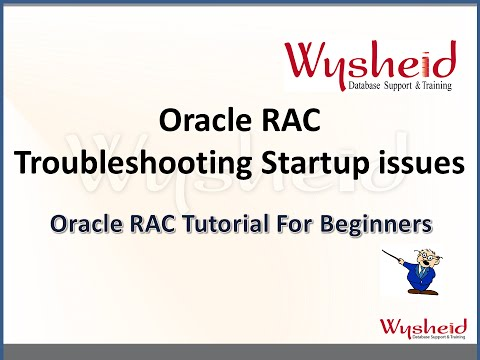 troubleshooting a startup issue in Oracle 11g R2 RAC | Oracle rac troubleshooting