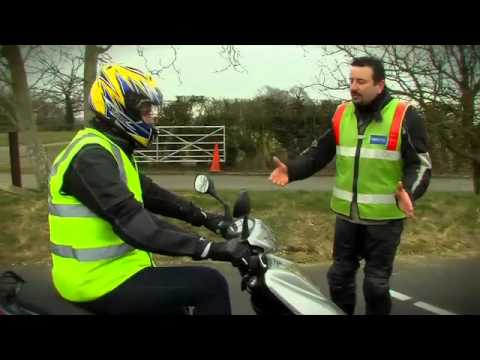 How To Ride A Motorcycle - Learning To Ride A Motorbike - Get On