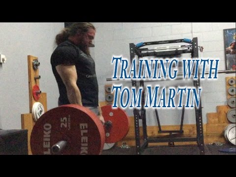 Training with Tom Martin (First Edit)