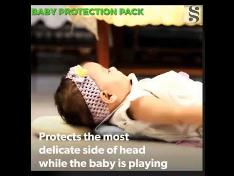 Baby Protection Head pack