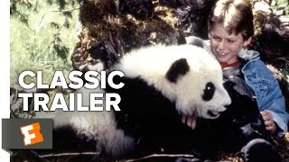 The Amazing Panda Adventure (1995) Official Trailer -  Stephen Lang, Ryan Slater Movie HD