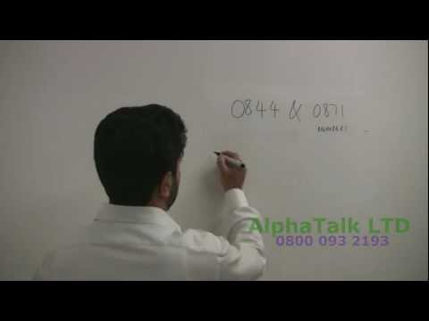 How to make money with 0844 and 0871 numbers