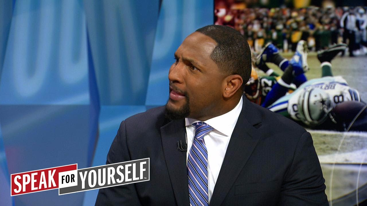Ray Lewis on potential NFL rule changes and New England's locker room issues | SPEAK FOR YOURSELF