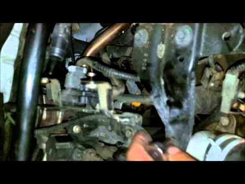 2001 Ford F150 Tune up Spark plugs and coils