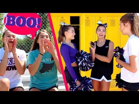 Back To School: Cheer STRUGGLES!