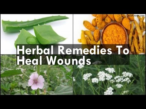 Remedies To Heal Wounds