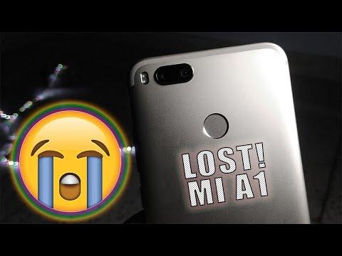 Mi A1: I have successfully LOST Mi A1