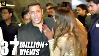 Salman Khan Insults Reporter For Asking About His Marriage At Bipashas Wedding 2016