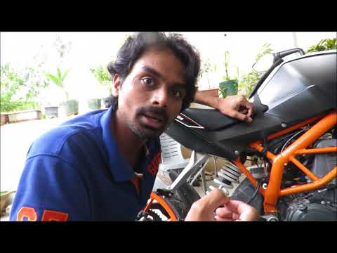Must Watch. Motorcycle Engine Oil Level LOW. What to do & why?