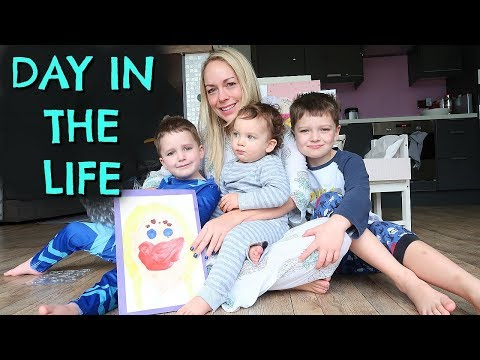 MOTHER'S DAY,  FAMILY DAY IN THE LIFE & TRAVEL PLANS  |  EMILY NORRIS AD