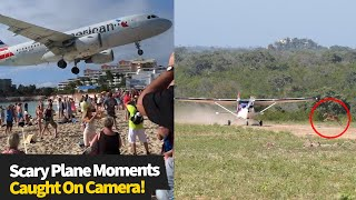 Scary Plane Moments That May Put You Off Flying