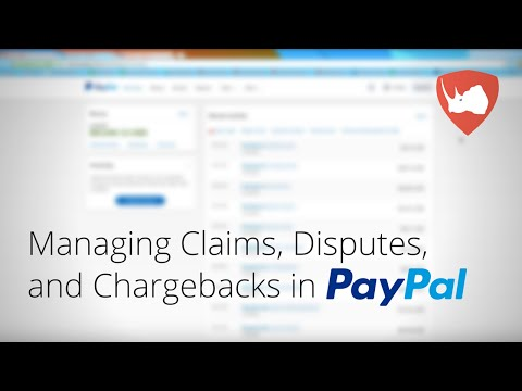 PayPal Resolution Center: How To Manage Disputes, Claims, and Chargebacks