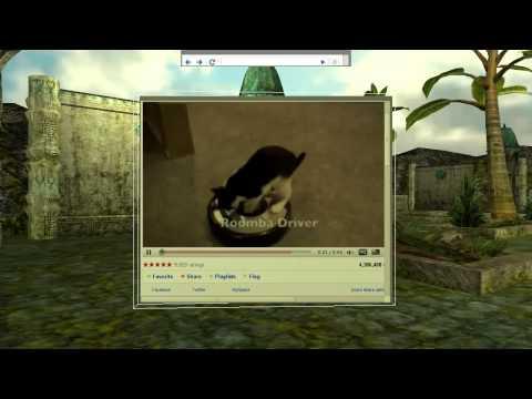 Berkelium 3d web browser