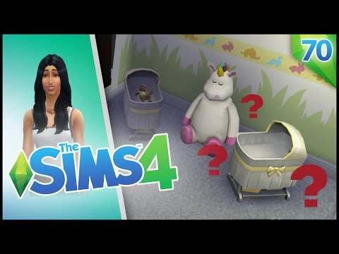 The Sims 4 - THEY TOOK MY BABY! - EP 70
