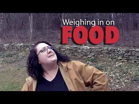 Weighing in on Food