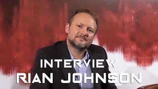 Star Wars - Les Derniers Jedi : rencontre avec Rian Johnson et Ram Bergman