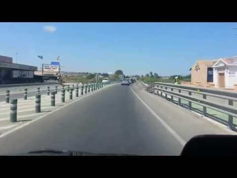 La Mata, Torrevieja to Alicante Airport