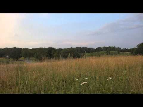 EVP's captured on video camera at Gettysburg  Battlefield July 1st 2014
