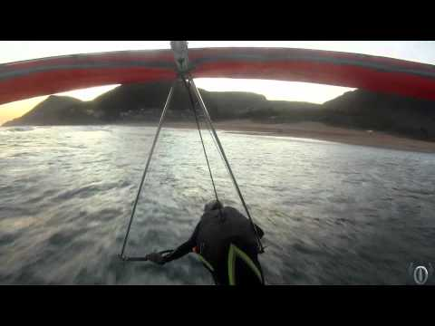 Adventures With Aviator - EPIC Sunset Hang Gliding In Australia