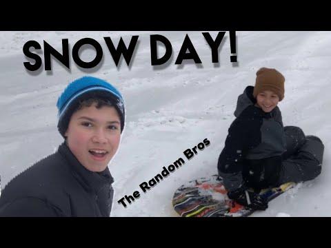Snow Day!!! - The Random Bros