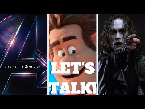 The New Avenger Is Jason Momoa!? Let's Talk! - Movie News Mar 3, 2018