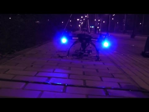 Aerial Suveillance Drone with Night Vision Camera -- OFM ASD650