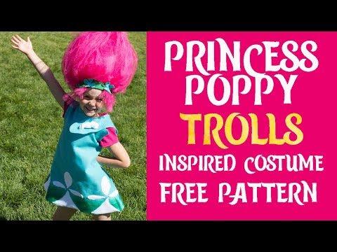 DIY Princess Poppy Costume