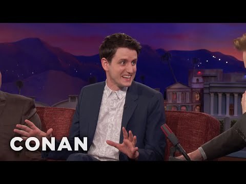 Zach Woods Gets Manicures At A Manly Nail Salon