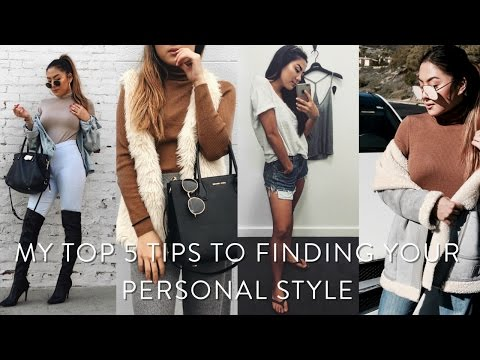 HOW TO FIND YOUR PERSONAL STYLE IN 2017