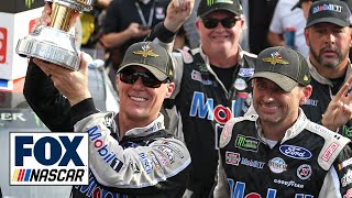 Winner's Weekend: Kevin Harvick and Rodney Childers at Indianapolis | NASCAR RACE HUB