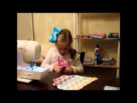 Babydoll dress tutorial - Pillowcase dress tutorial