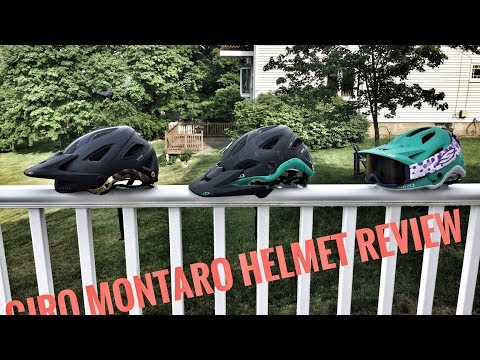 Giro Montaro Helmet Review Crash Tested!