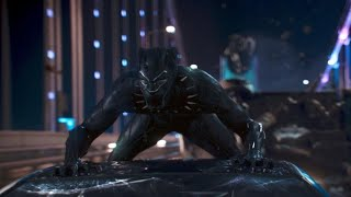 Imagine Dragons Believer Black panther ver