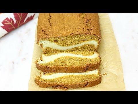 Pumpkin Cream Cheese Bread - Pumpkin Loaf