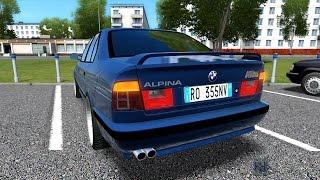 City Car Driving 1 5 4 Mercedes E55 Amg W210 Custom Sound G27