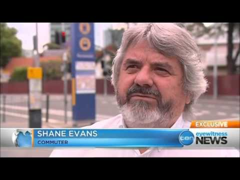Ten Eyewitness News Sydney - T80 Bus route unreliable since being privatised (28/10/2013)